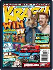 KRASH (Digital) Subscription May 1st, 2021 Issue