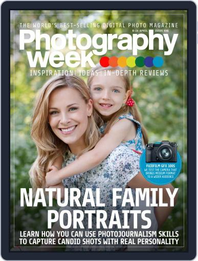Photography Week (Digital) April 8th, 2021 Issue Cover