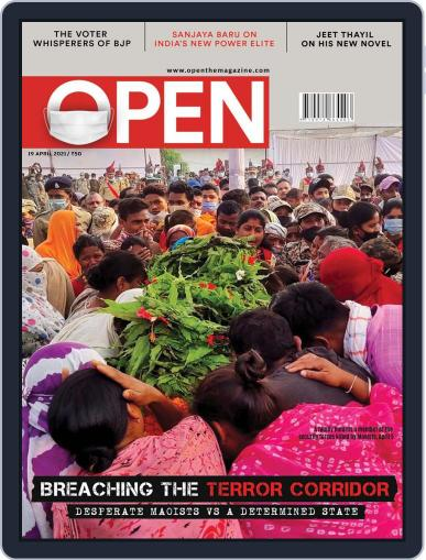 Open India April 9th, 2021 Digital Back Issue Cover