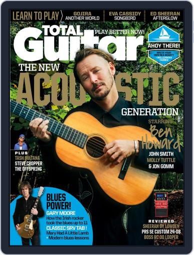 Total Guitar May 1st, 2021 Digital Back Issue Cover
