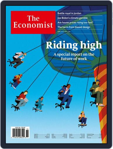 The Economist Latin America April 10th, 2021 Digital Back Issue Cover