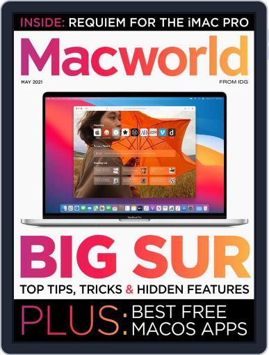 Macworld UK (Digital) May 1st, 2021 Issue Cover