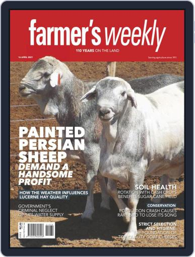 Farmer's Weekly April 16th, 2021 Digital Back Issue Cover