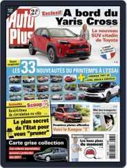 Auto Plus France (Digital) Subscription April 9th, 2021 Issue