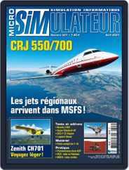 Micro Simulateur (Digital) Subscription April 1st, 2021 Issue