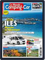 Le Monde Du Camping-car (Digital) Subscription April 2nd, 2021 Issue