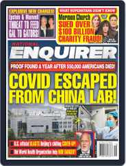 National Enquirer (Digital) Subscription April 19th, 2021 Issue