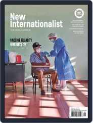 New Internationalist (Digital) Subscription May 1st, 2021 Issue