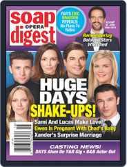 Soap Opera Digest (Digital) Subscription April 19th, 2021 Issue