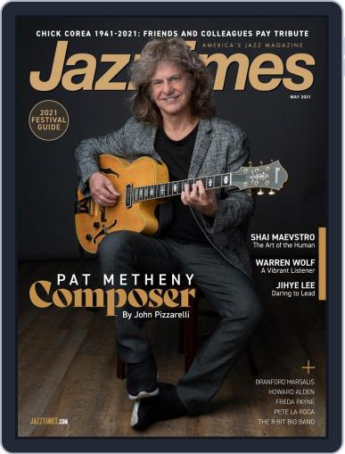 JazzTimes (Digital) May 1st, 2021 Issue Cover