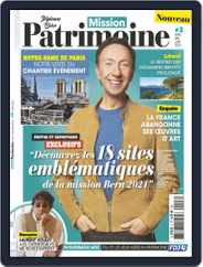 Mission Patrimoine Magazine (Digital) Subscription April 1st, 2021 Issue