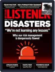 New Zealand Listener (Digital) Subscription April 17th, 2021 Issue