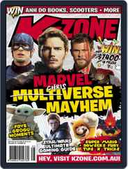 K-Zone (Digital) Subscription May 1st, 2021 Issue