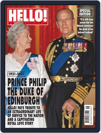 Hello! (Digital) April 19th, 2021 Issue Cover