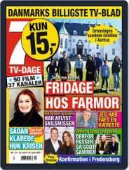 7 TV-Dage (Digital) Subscription April 12th, 2021 Issue