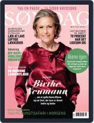 SØNDAG (Digital) Subscription April 12th, 2021 Issue