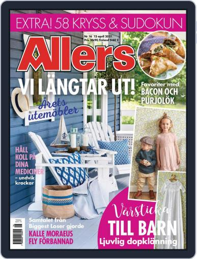 Allers (Digital) April 13th, 2021 Issue Cover