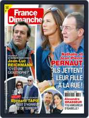 France Dimanche (Digital) Subscription April 15th, 2021 Issue