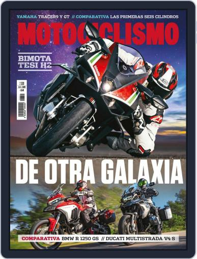 Motociclismo (Digital) April 1st, 2021 Issue Cover