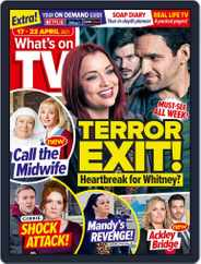 What's on TV (Digital) Subscription April 17th, 2021 Issue