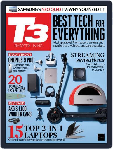 T3 (Digital) May 1st, 2021 Issue Cover