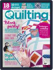 Love Patchwork & Quilting (Digital) Subscription May 1st, 2021 Issue
