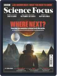 BBC Science Focus (Digital) Subscription April 1st, 2021 Issue
