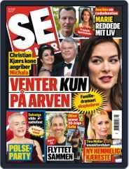 SE og HØR (Digital) Subscription April 14th, 2021 Issue