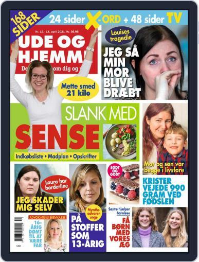 Ude og Hjemme (Digital) April 14th, 2021 Issue Cover