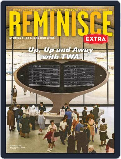Reminisce Extra (Digital) May 1st, 2021 Issue Cover