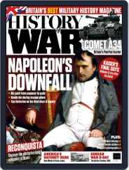 History of War (Digital) Subscription May 1st, 2021 Issue