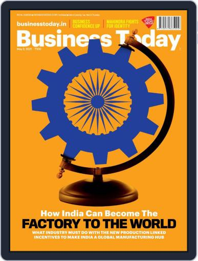 Business Today (Digital) May 2nd, 2021 Issue Cover
