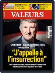 Valeurs Actuelles (Digital) Subscription April 15th, 2021 Issue