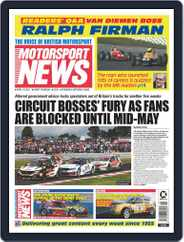 Motorsport News (Digital) Subscription April 15th, 2021 Issue