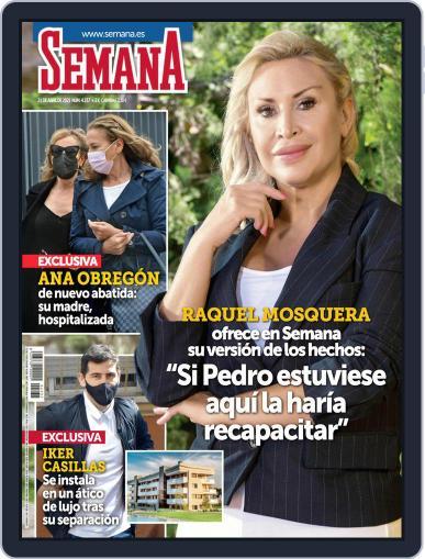 Semana (Digital) April 21st, 2021 Issue Cover