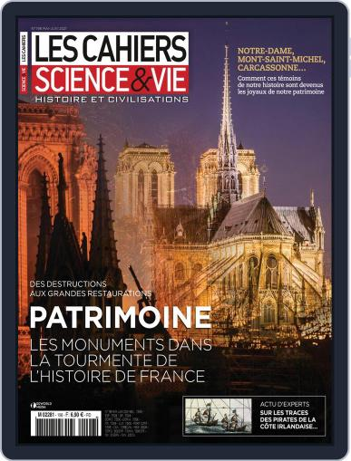 Les Cahiers De Science & Vie (Digital) May 1st, 2021 Issue Cover