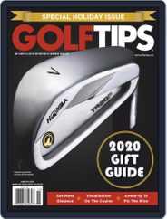 Golf Tips Magazine (Digital) Subscription December 1st, 2020 Issue