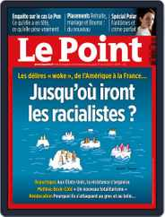 Le Point (Digital) Subscription April 15th, 2021 Issue