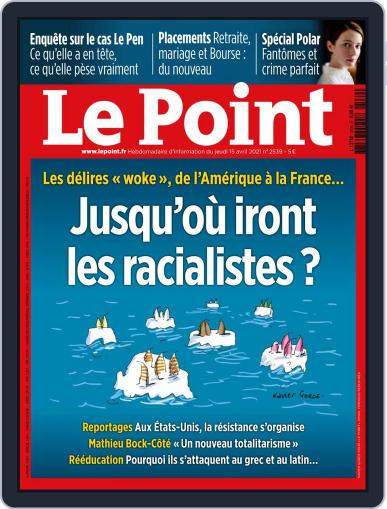 Le Point (Digital) April 15th, 2021 Issue Cover