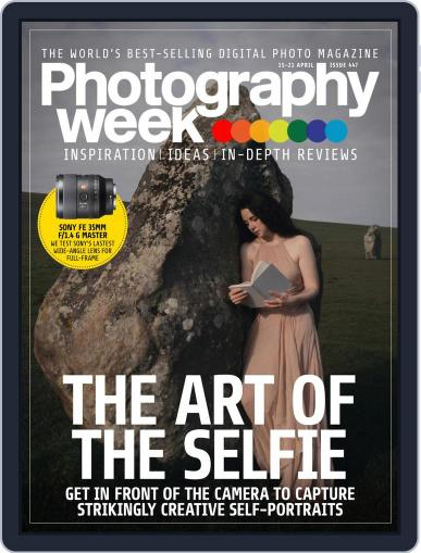 Photography Week (Digital) April 15th, 2021 Issue Cover