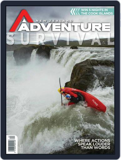 Adventure April 1st, 2021 Digital Back Issue Cover