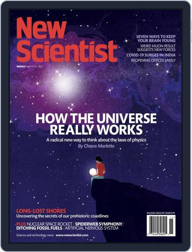 New Scientist (Digital) April 17th, 2021 Issue Cover