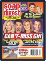 Soap Opera Digest (Digital) Subscription April 26th, 2021 Issue