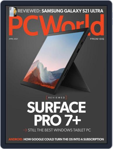 PCWorld (Digital) April 1st, 2021 Issue Cover