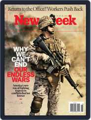 Newsweek (Digital) Subscription April 23rd, 2021 Issue
