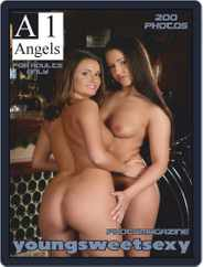 A1 Angels Sexy Girls Adult Photo (Digital) Subscription April 17th, 2021 Issue