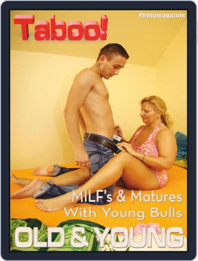 Old & Young Adult Photo April 16th, 2021 Digital Back Issue Cover