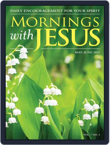 Mornings with Jesus (Digital) May 1st, 2021 Issue Cover