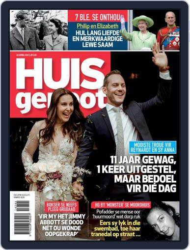 Huisgenoot (Digital) April 22nd, 2021 Issue Cover