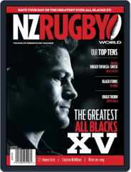 NZ Rugby World (Digital) Subscription April 1st, 2021 Issue